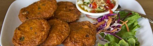 Tod Mun (Fish Cakes )