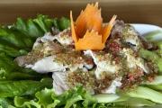 *Moo Kham Wan (Grilled Pork)