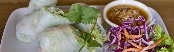 Salad Rolls (Fresh Rolls)