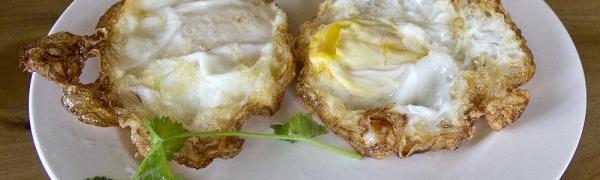 Kai Dao (Fried Eggs)